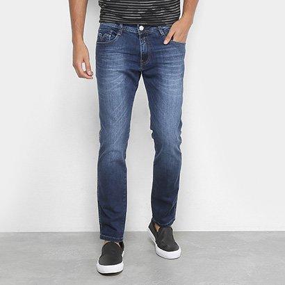 Calça Jeans Skinny Replay Anbass Masculina