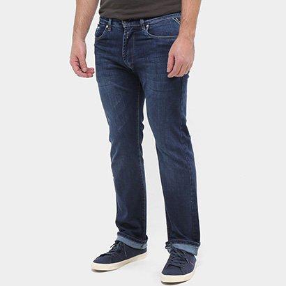 Calça Jeans Slim Replay Regular Masculina
