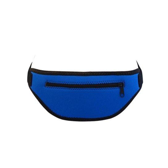 Pochete Feminina New Fit Banana Rosa - Azul - Compre Agora  29c75e37d41