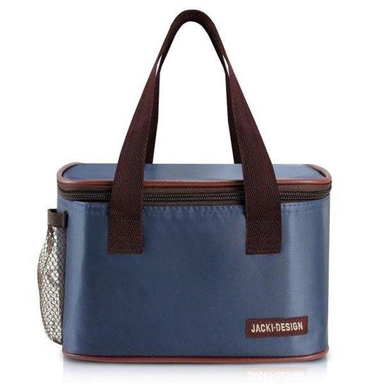 ca92deea2 Bolsa Jacki Design Térmica Ahl17396-Ae Azul Escuro   Netshoes