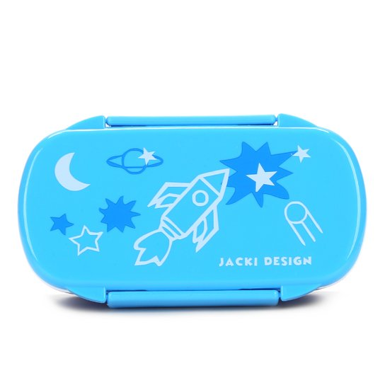 e349f22ab Pote Infantil Jacki Design Robô Masculino - Azul | Netshoes