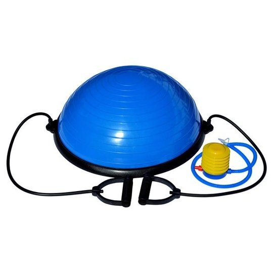62aba339b8bb9 Bosu com Alças Meia Bola Suiça Pilates - Compre Agora