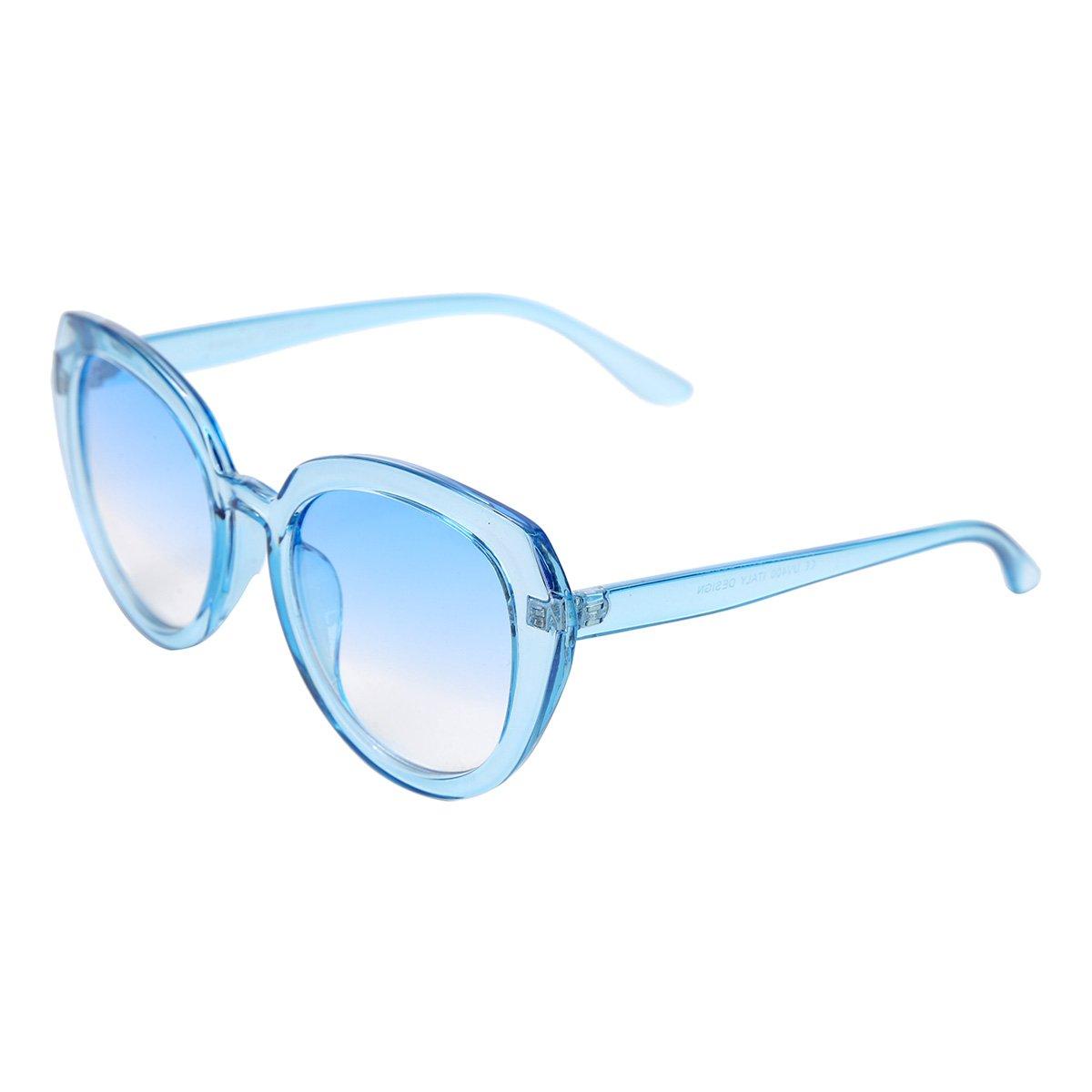 Óculos de Sol Polo London Club Acrílico Degradê Feminino