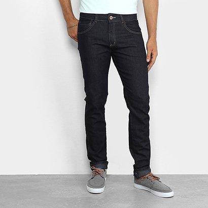 Calça Jeans Skinny Coffee Amaciada Masculina