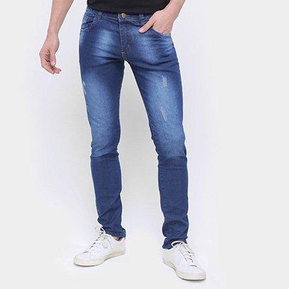 Calça Jeans Coffee Masculina