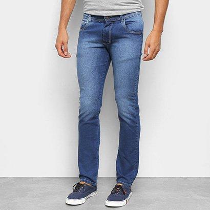 Calça Jeans Skinny Coffee Masculina