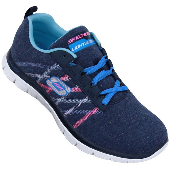 0533512dd81 Tênis Skechers Flex Appeal Miracle Work - Compre Agora