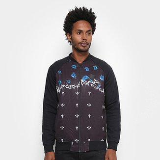 Jaqueta MCD Bomber Roses And Thorns Masculina