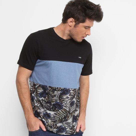 a9c11f53729acd Camiseta MCD Especial Core Tropical Bones Masculina - Azul | Netshoes