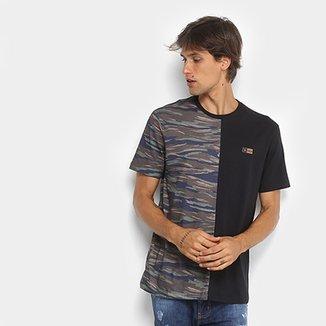0263fa1635 Camiseta MCD Especial Duo Camouflage Masculina