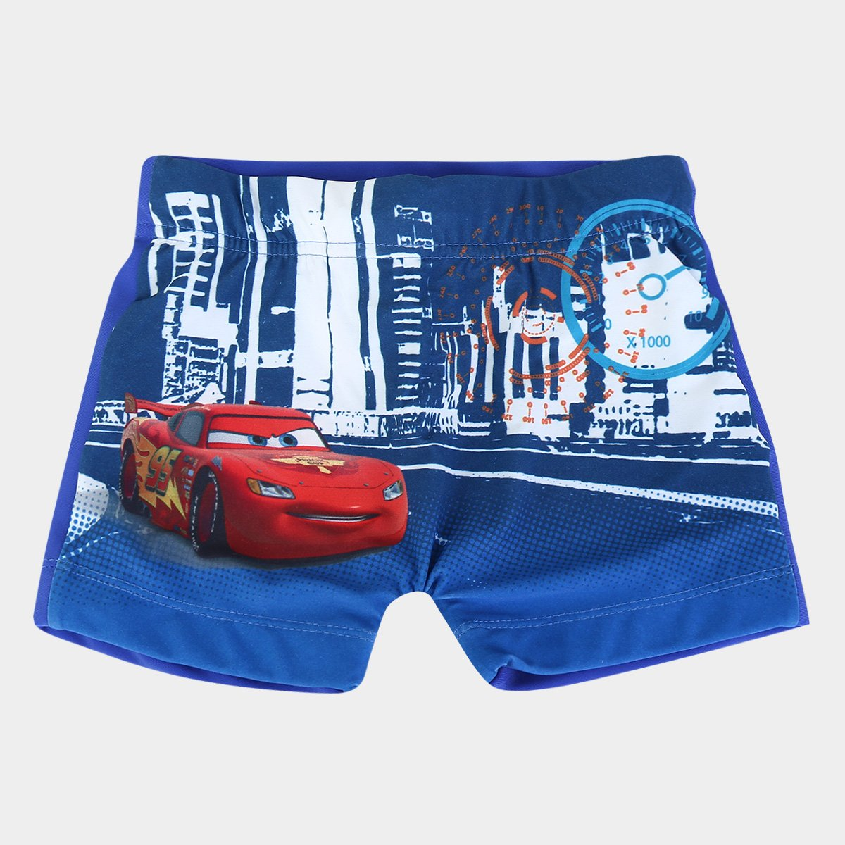 Sunga Infantil Tip Top Boxer Carros