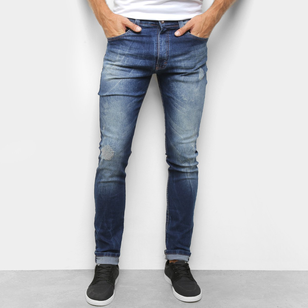 Calça Slim Jeans O'Neill Geo Masculina
