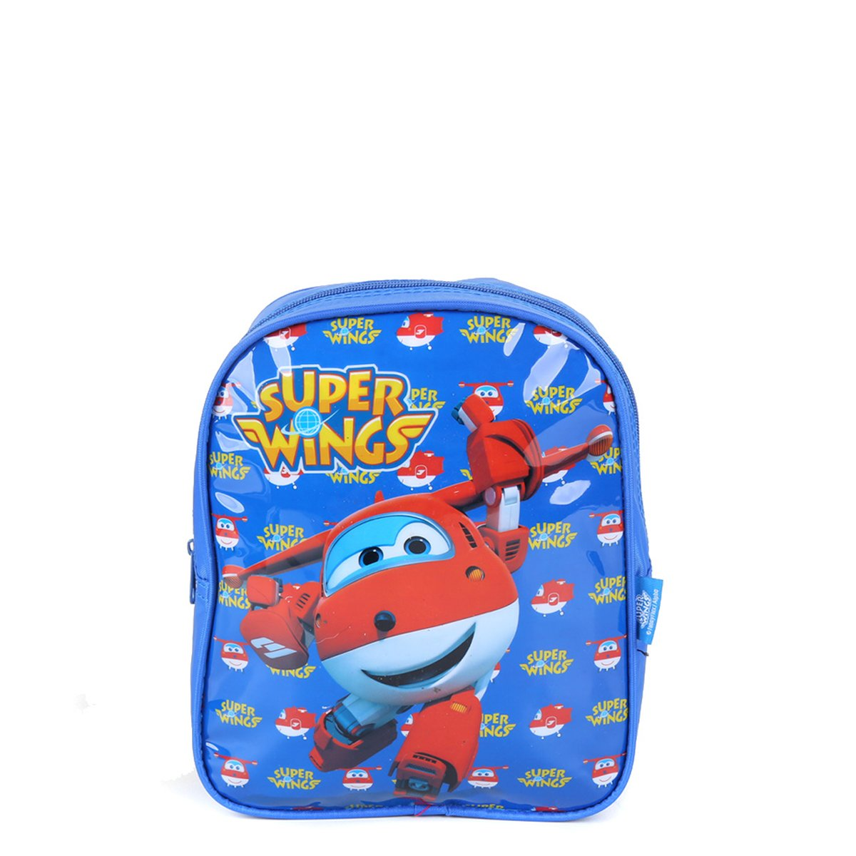 "Mochila Luxcel Petit Up4You Super Wings 11"" Masculina"