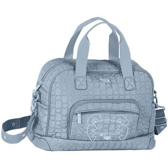 c75b500e9 Bolsa Maternidade Tigor T. Tigre - Azul | Netshoes