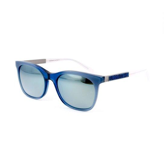 Óculos de Sol Ana Hickmann - Azul - Compre Agora   Netshoes 0a937995a6