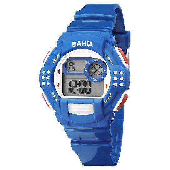 91932640880 Relógio Infantil Bahia Technos Digital 10 ATM - Azul - Compre Agora ...