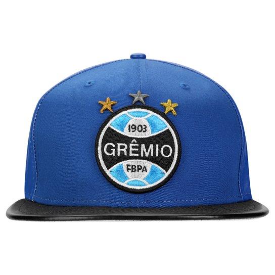 Boné New Era 1903 Grêmio Aba Reta 9FIFTY - Azul - Compre Agora ... b5735b15afb