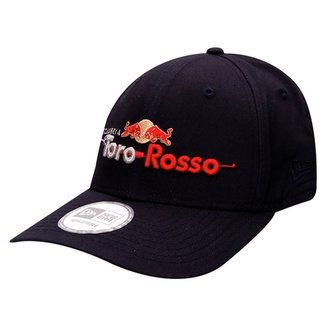 47a6251f03302 Boné New Era 940 Red Bull Toro Rosso F1