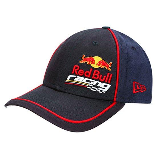 Boné New Era Sc 940 Red Bull Double Piping - Compre Agora  09e7f0ad202