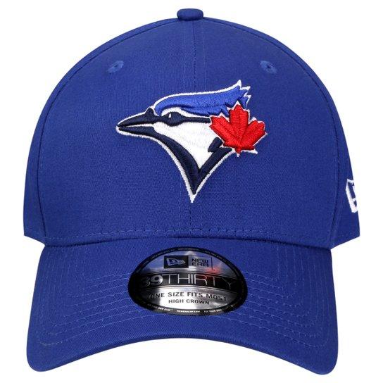 Boné New Era 3930 MLB Hc Basic Team Logo Toronto Blue Jays - Compre ... 8f3e3746839d1