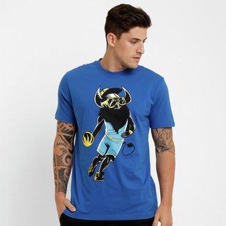 Camiseta New Era Basket Buffalo 92c598b187e01