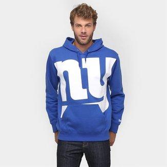 Moletom New Era NFL Newperm New York Giants C  Capuz 1636d50b46b
