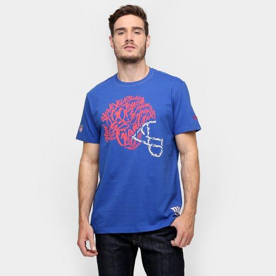 f5620fe2e6 Camiseta New Era NFL Helmscript New York Giants - Compre Agora ...