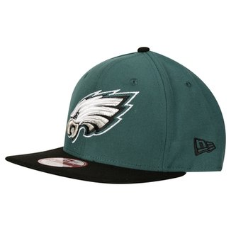 Boné New Era 950 NFL Of Sn Classic Team Philadelphia Eagles f708d03f08b
