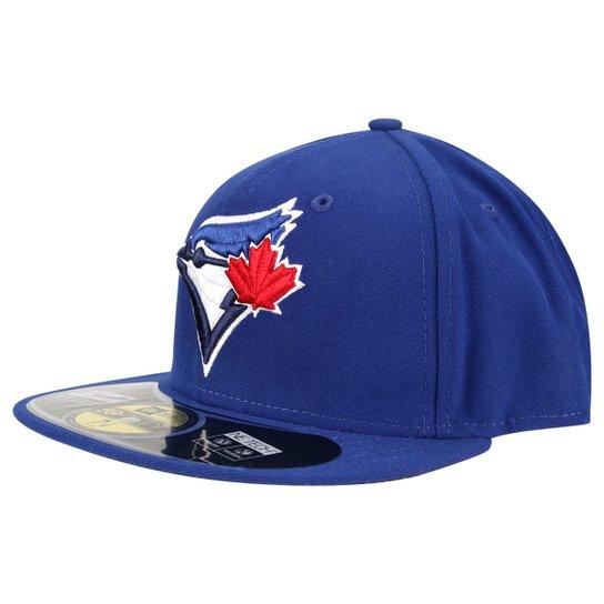 Boné New Era 5950 MLB Ac Toronto Blue Jays - Compre Agora  0b747f82f49