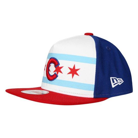 Boné New Era MLB 950 Of Af Sn City Factor Chicago Cubs Otc - Compre ... beee5ac5946