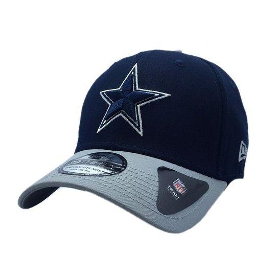 Boné New Era Dallas Cowboys 3930 HC Basic - Compre Agora  47a3d05ce31