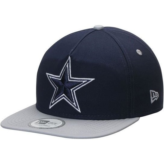 Boné New Era Dallas Cowboys 2Tone Teamer 950 Snapback - Compre Agora ... 7fb665526ad