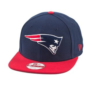 Boné New Era Snapback Original Fit New England Patriots - NFL 9be60c8385bce