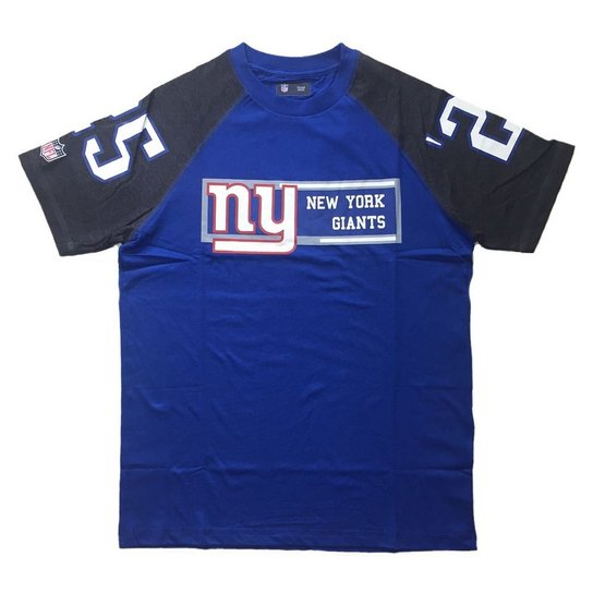 2d06cca0b Camiseta New York Giants Raglan Rec - New Era - Compre Agora
