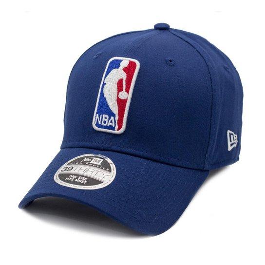 baa4a6010be71 Boné New Era Aba Curva NBA Logo - Compre Agora