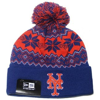 Touca New Era Mlb Ny Mets Snow Burst 02cdc0646aa