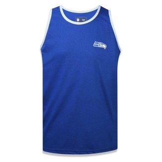 63686d2626877 Camisetas New Era Azul Tamanho G - Futebol Americano