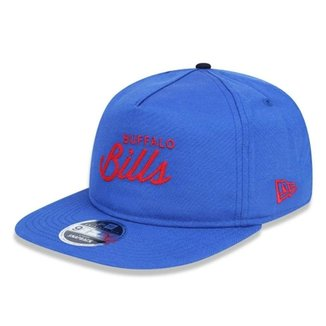 d52e30c788ccd Boné Buffalo Bills 950 A-Frame Retro Oxford New Era