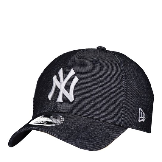 Boné New Era MLB New York Yankees 3930 Jeans - Compre Agora  fb9b12acb9f