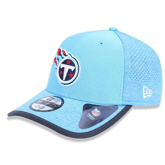6f0013175 Boné New Era Tennessee Titans 3930 Trainning Camp Reverse - Compre ...