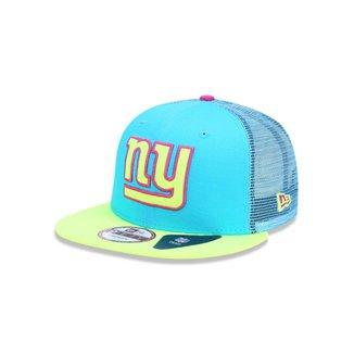 775b8505f5c8e Boné 950 New York Giants NFL Aba Reta New Era