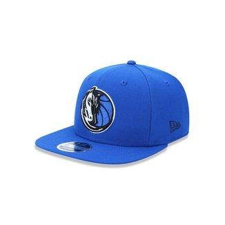 Boné 950 Original Fit Dallas Mavericks NBA Aba Reta Snapback New Era 74fe0d489a2