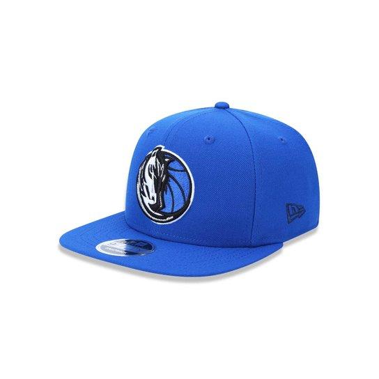 df9d3db59 Boné 950 Original Fit Dallas Mavericks NBA Aba Reta Snapback New Era - Azul