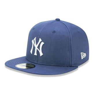 Boné New York Yankees 5950 Core Coop Fechado - New Era 25490244309