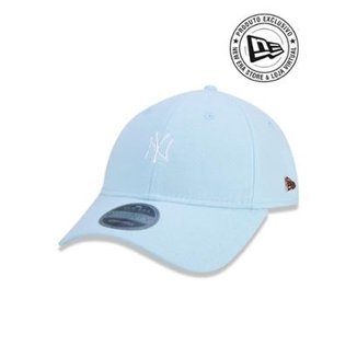 Boné 920 New York Yankees MLB Aba Curva New Era 3d4d3994082
