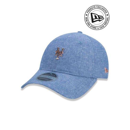 fe35dbcb7affd Boné 920 New York Mets MLB Aba Curva New Era - Compre Agora