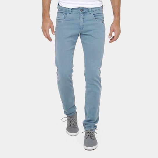 Calça Jeans Skinny Rock   Soda Color Estonada Masculina - Compre ... 01ee638ce7c50