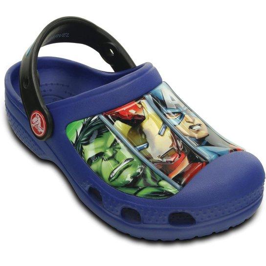 638ac11e4 Crocs Infantil CC Marvel Avengers III Clog Masculino - Compre Agora ...