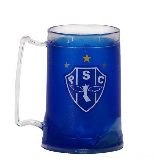 b02a17c5e Caneca Gel Paysandu Lobo 500ml - Azul - Compre Agora