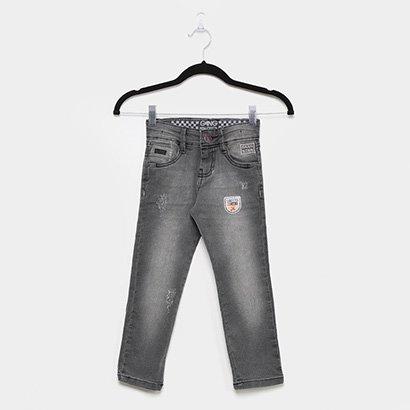 Calça Jeans Infantil Gangster Masculina
